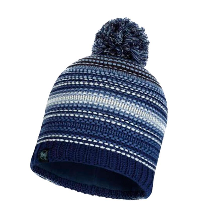 Comprar Buff Neper knitted hat and fleece blue / 108g