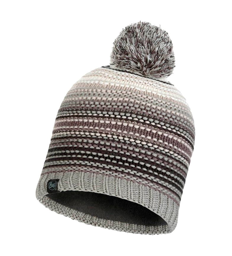 Comprar Buff Neper knitted and fleece hat grey / 108g