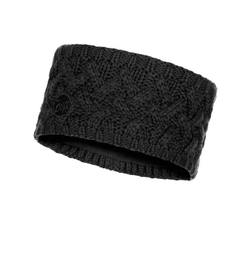 Comprar Buff Cinta tricot y polar Savva negro / 56g