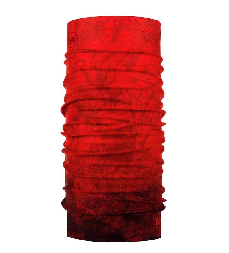Comprar Buff Tubular Original Katmandu rojo / 45g / UPF 50+ / UltraStretch
