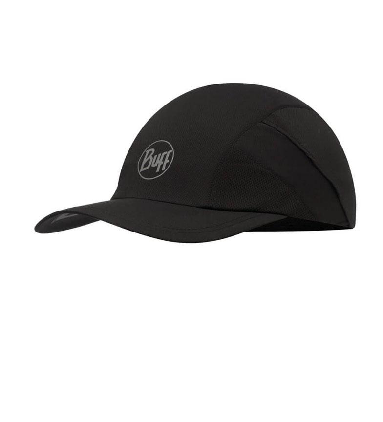 Comprar Buff Gorra Pro Run R-Solid negro / 41g / UPF 50+