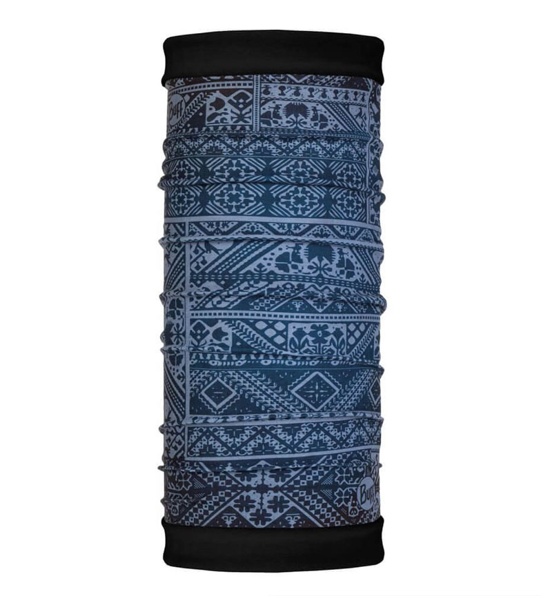 Comprar Buff Reversible multifunctional tubular fleece Eskor Dark Denim -UPF +50-