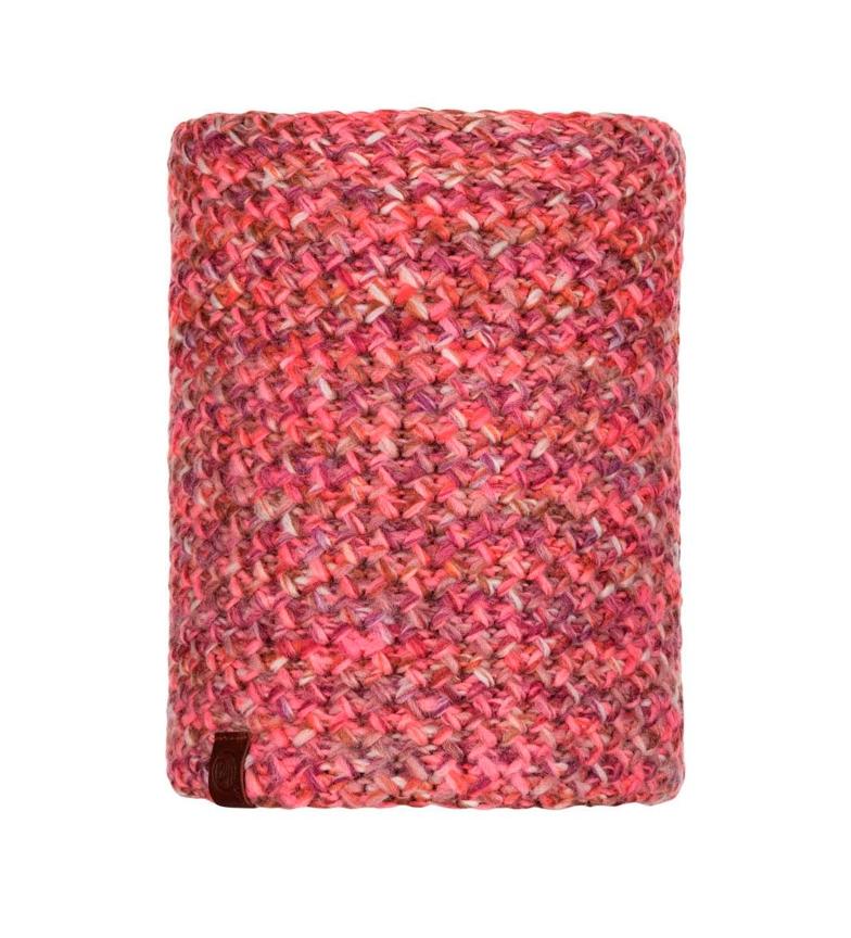 Comprar Buff Tubular polar de punto Margo Flamingo rosa / Primaloft / 30x28cm