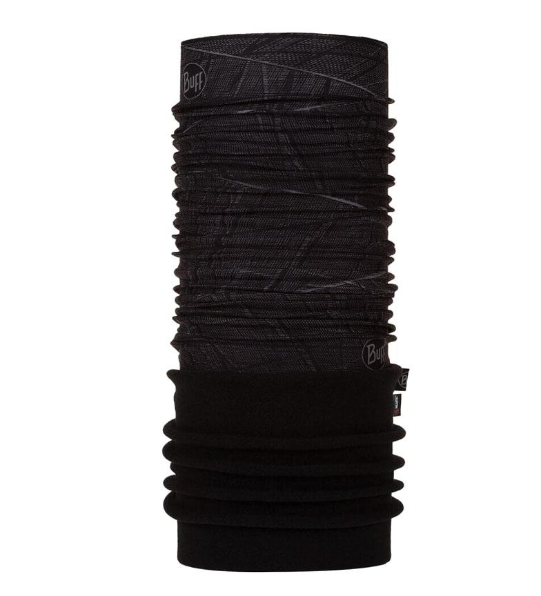 Comprar Buff Tubular multifuncional forro polar Embers Black  -UPF +50-