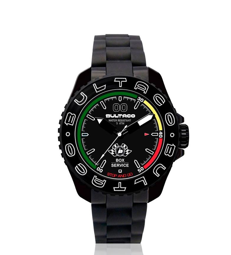 Comprar Bultaco Reloj analógico BLTC Box negro