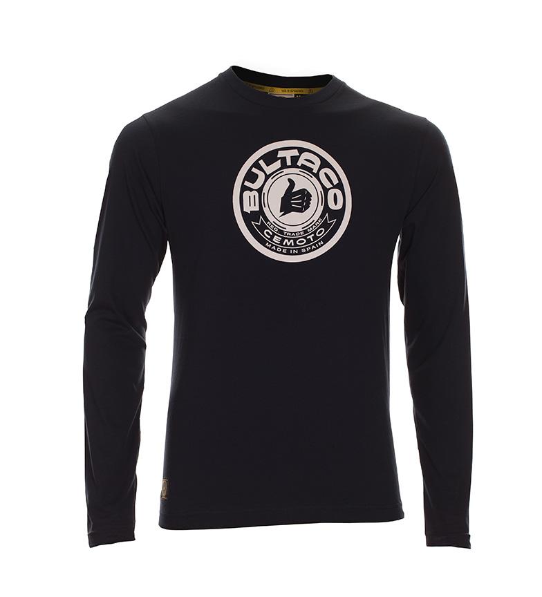 Comprar Bultaco T-shirt BT 01102001 marino