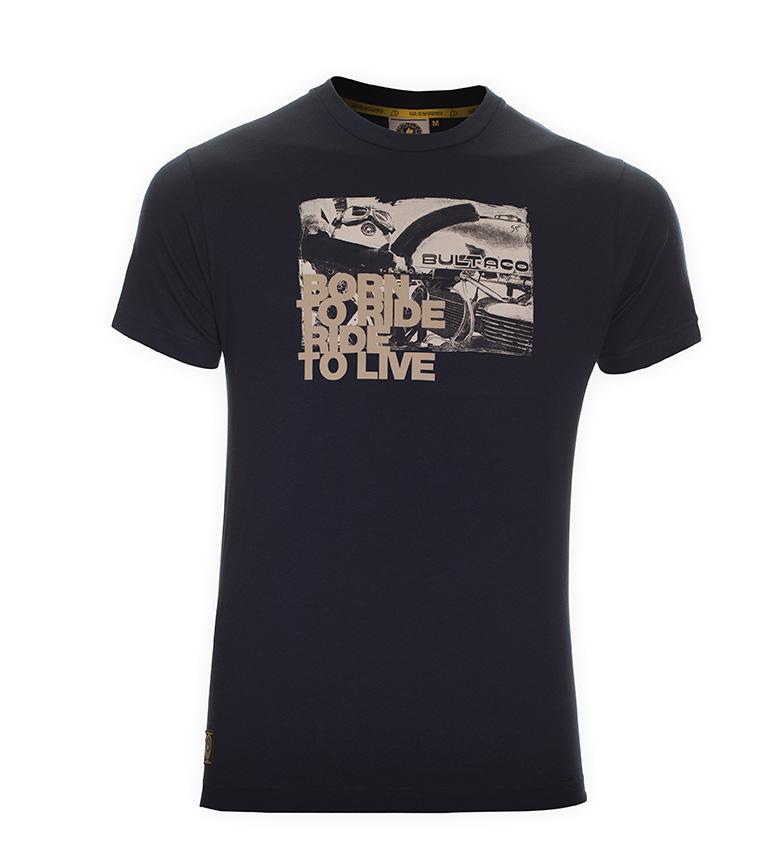 Comprar Bultaco T-shirt BT 01101006 marinhos