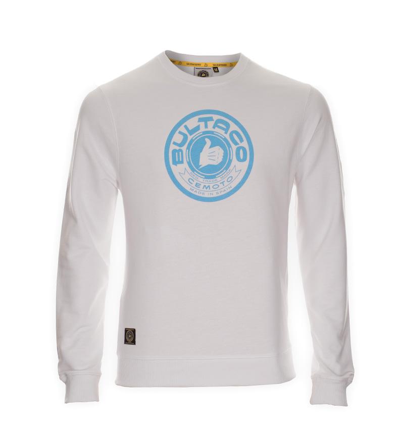 Comprar Bultaco Sweatshirt BT 01106001 white
