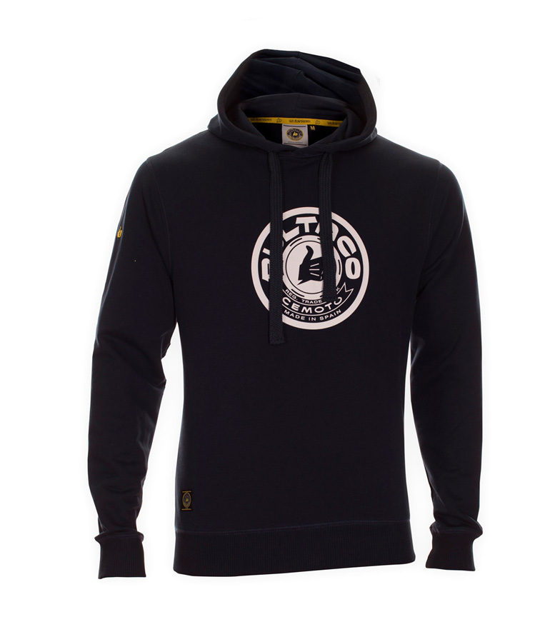 Comprar Bultaco Sweatshirt BT 01107002 marine
