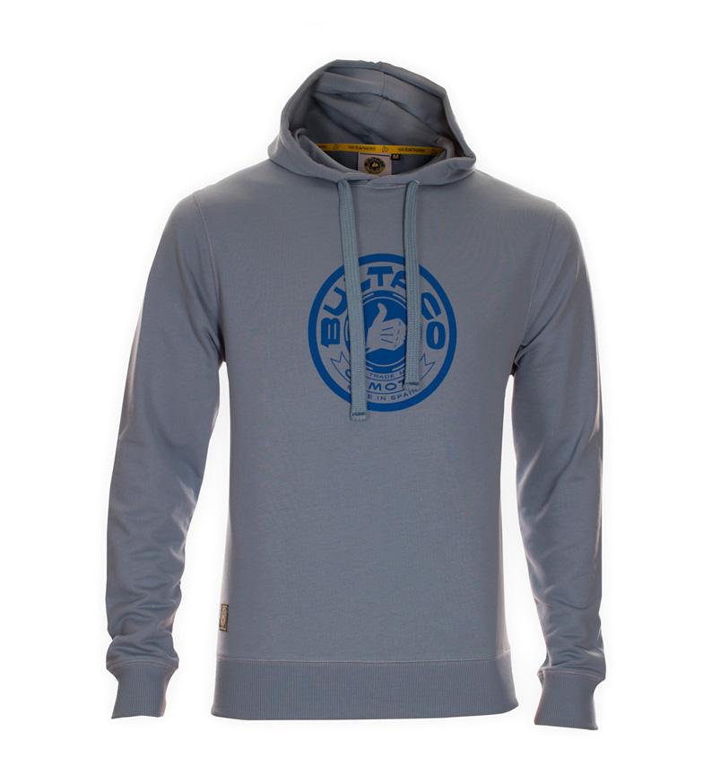 Comprar Bultaco Sweatshirt BT 01107002 blue