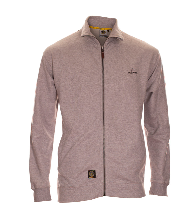 Comprar Bultaco Sweatshirt BT 01109001 gray heather