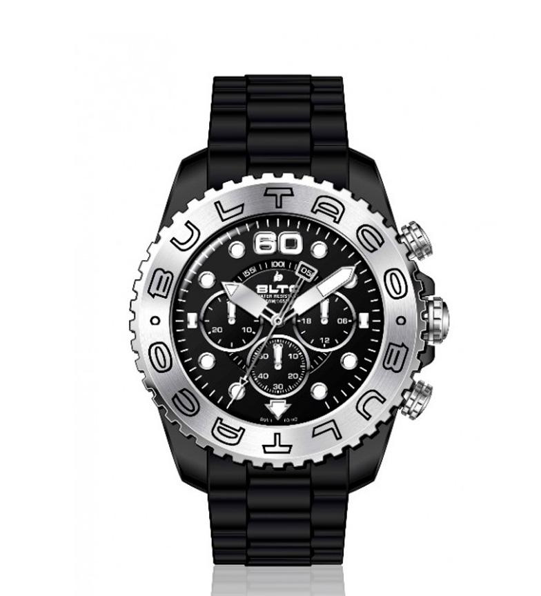 Comprar Bultaco Reloj analógico con cronógrafo Speedcity Chrono negro