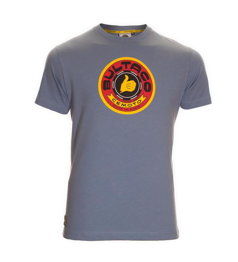 Comprar Bultaco T-shirt BT 01301001 blue