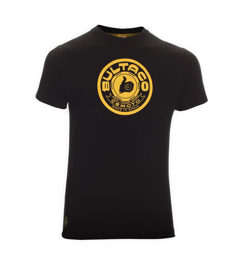 Comprar Bultaco T-shirt BT 01301002 noir