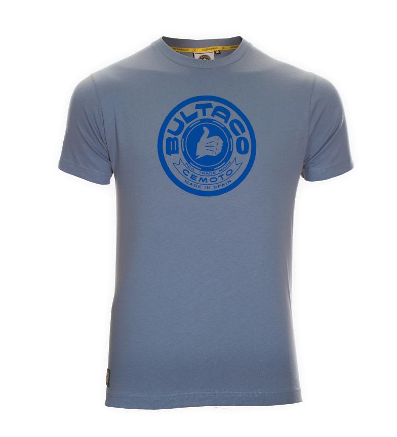 Comprar Bultaco T-shirt BT 01301002 azul