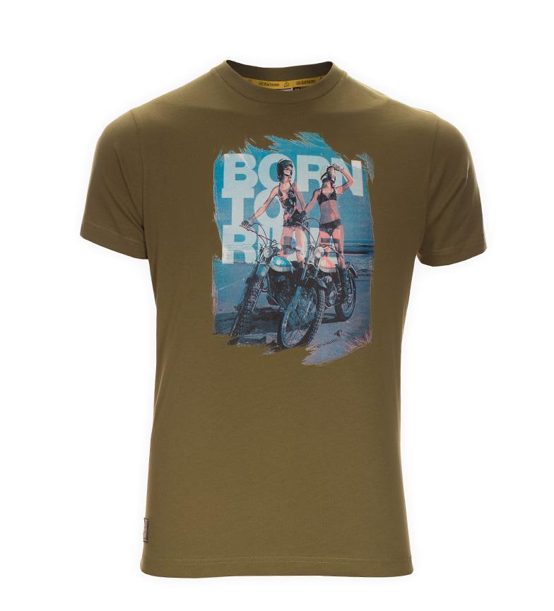 Comprar Bultaco T-shirt BT 01301004 caqui