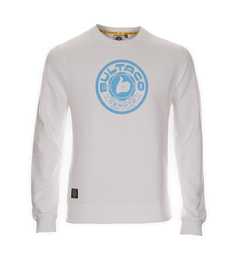Comprar Bultaco Sweatshirt BT 01306001 white