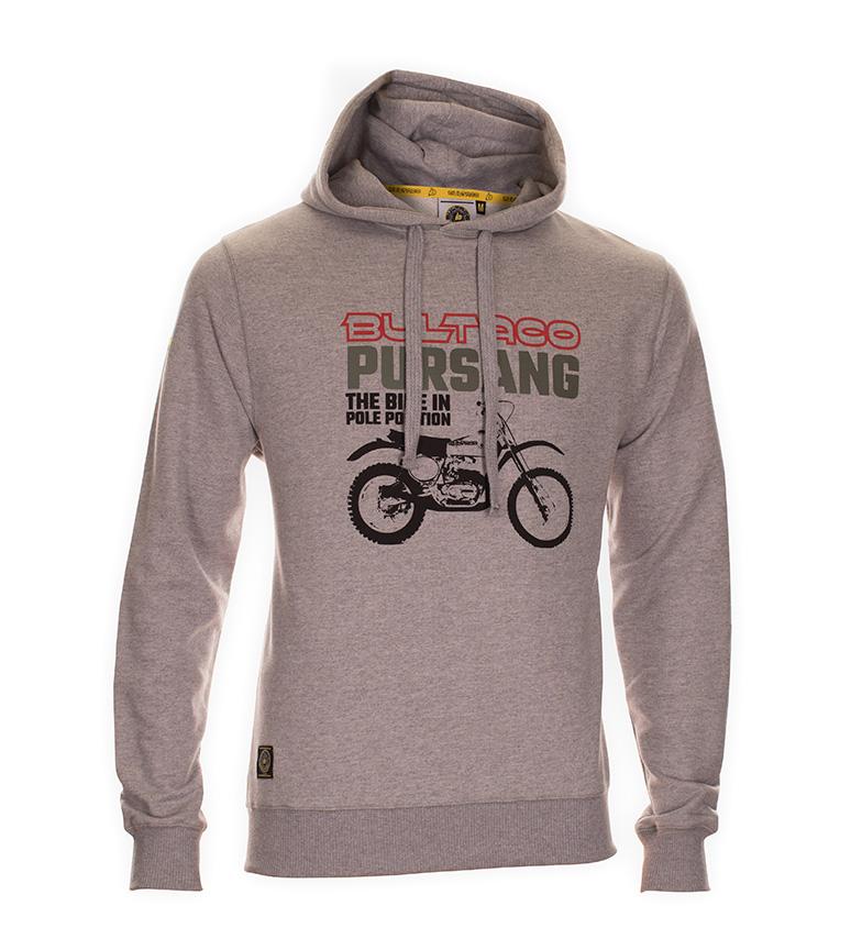 Comprar Bultaco Suéter BT 01307001 urze cinzenta