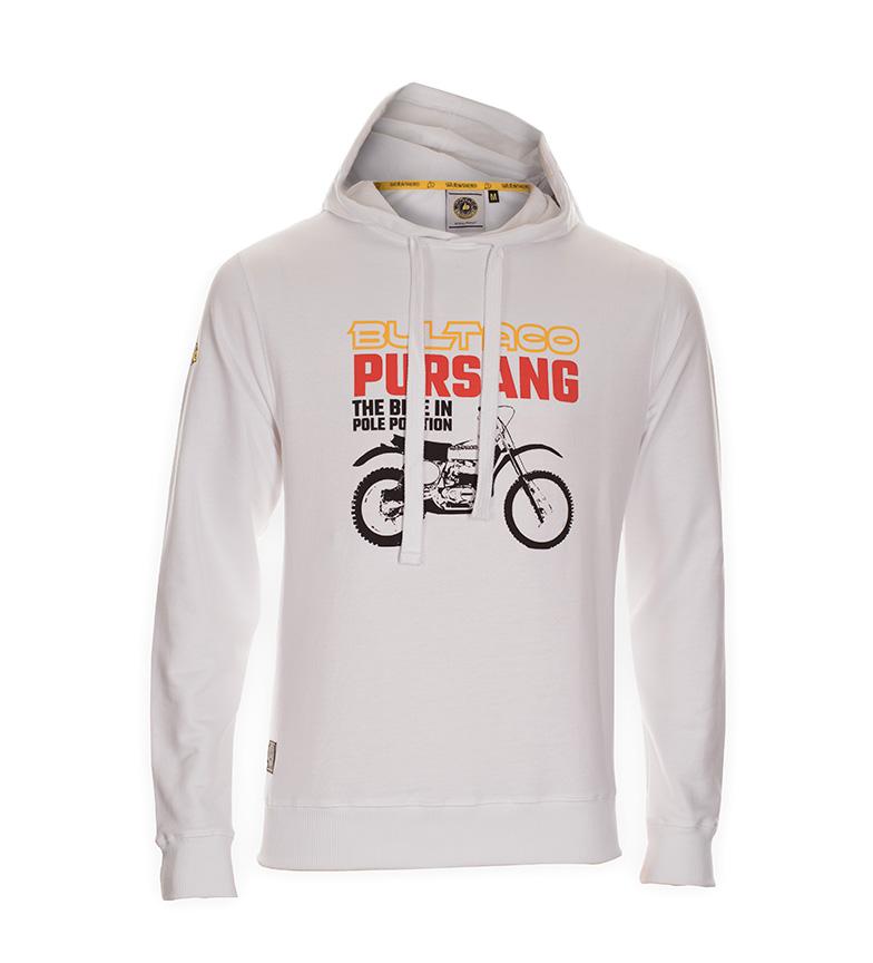 Comprar Bultaco Sweatshirt BT 01307001 white