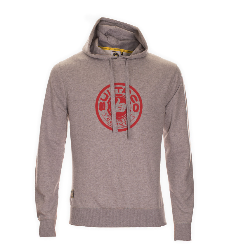 Comprar Bultaco Sweatshirt BT 01307002 gris chiné