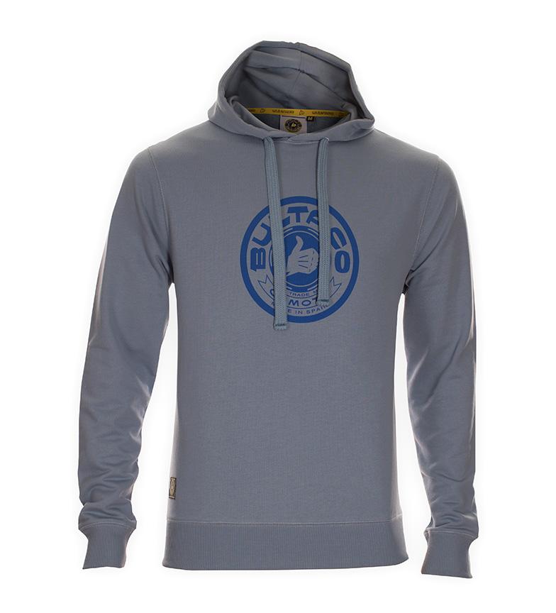 Comprar Bultaco Sweatshirt BT 01307002 bleu