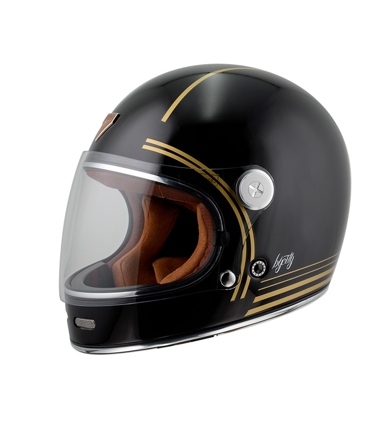Comprar By City Casco Roadster Gold Black