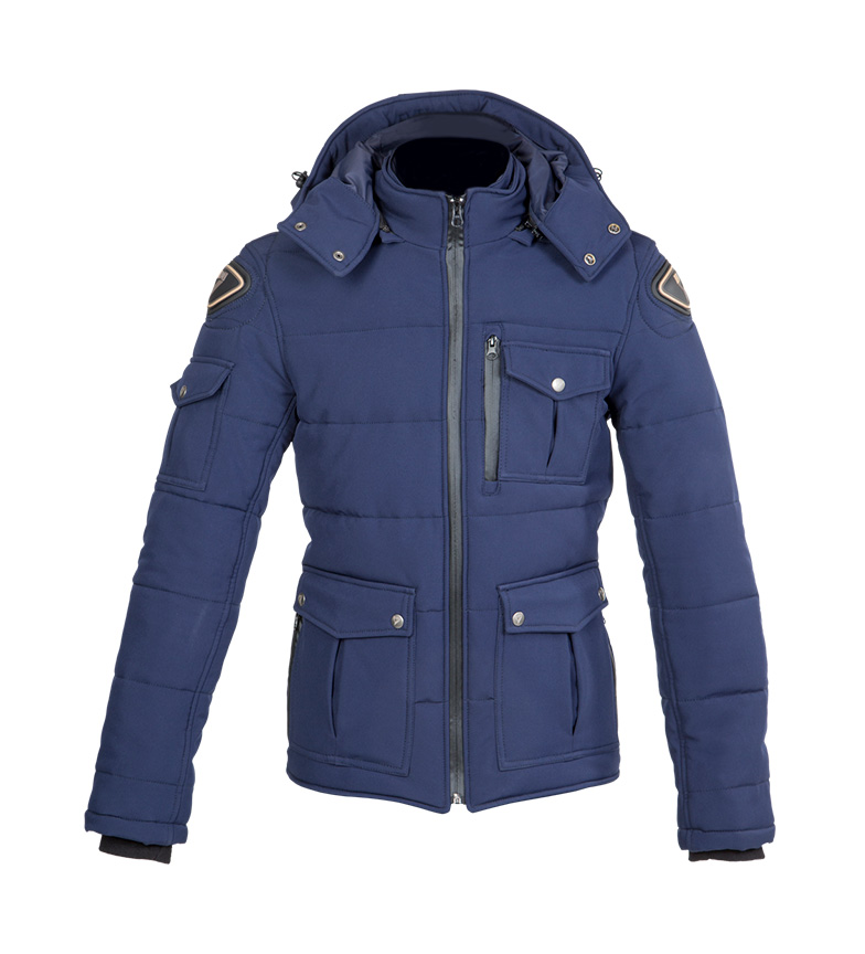 Comprar By City Jacket Urban II Man blue