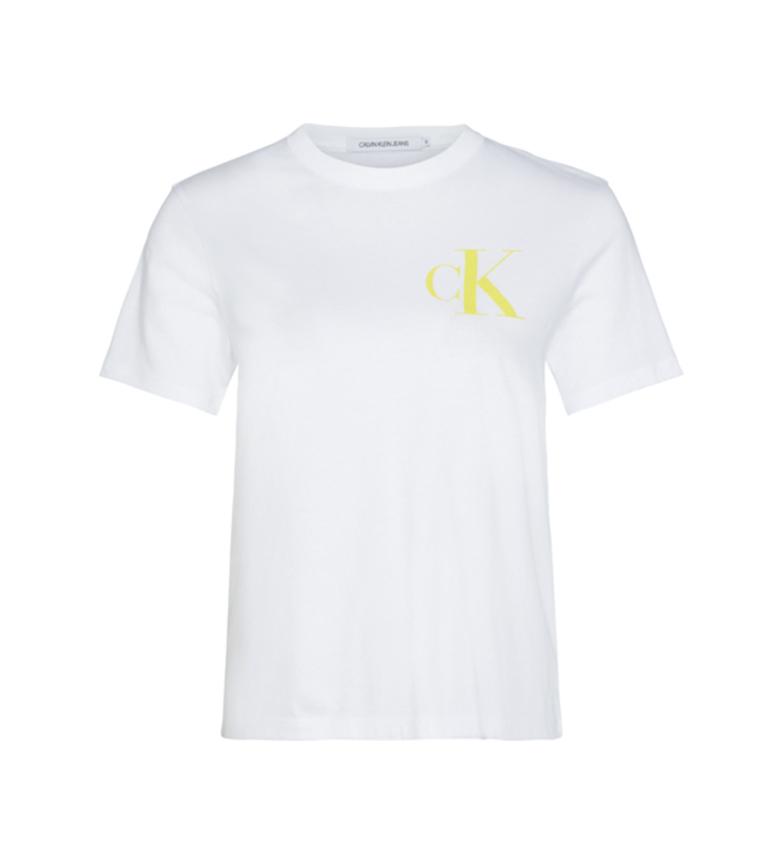 Comprar Calvin Klein T-shirt Back Logo white
