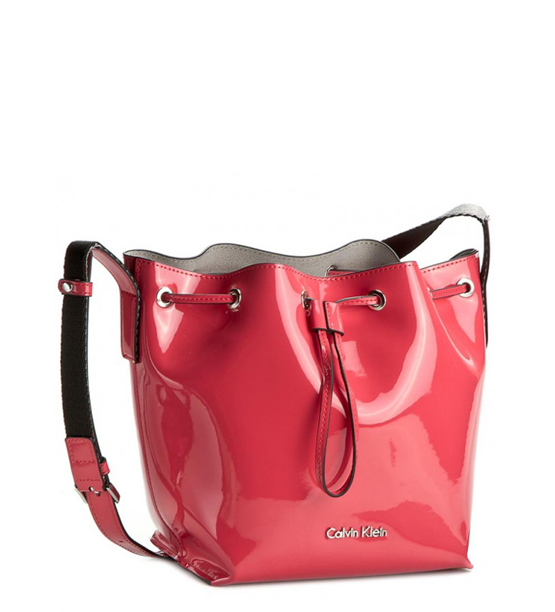 Flow 19 Red Calvin Bag Bolso 531 Comprar Bucket Klein Stripe Yt8nF