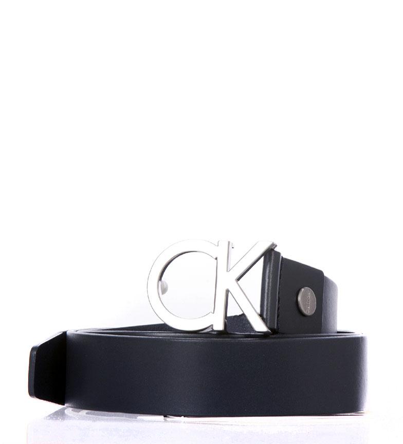 Comprar Calvin Klein Cinto de couro K50K50K502119 marinho