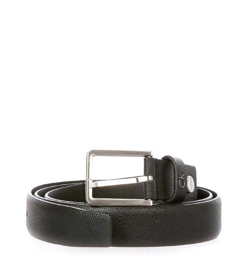 Comprar Calvin Klein Cintura in pelle K50K504305 nero