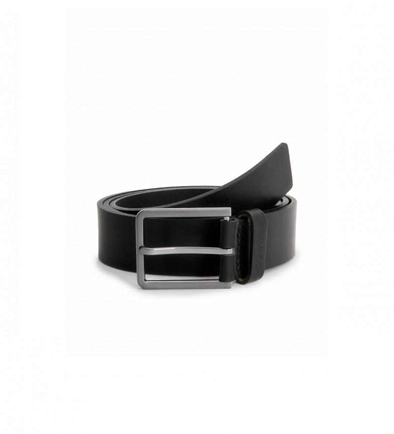 Calvin Klein Cintura in pelle K50K505447 nera