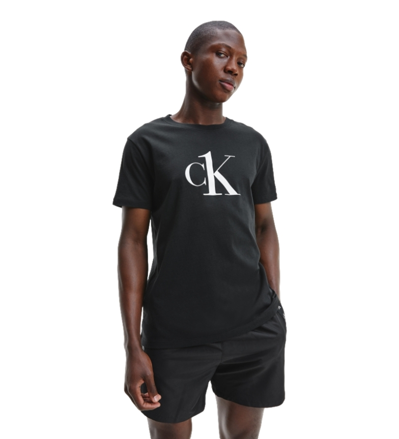 Comprar Calvin Klein T-shirt décontracté noir