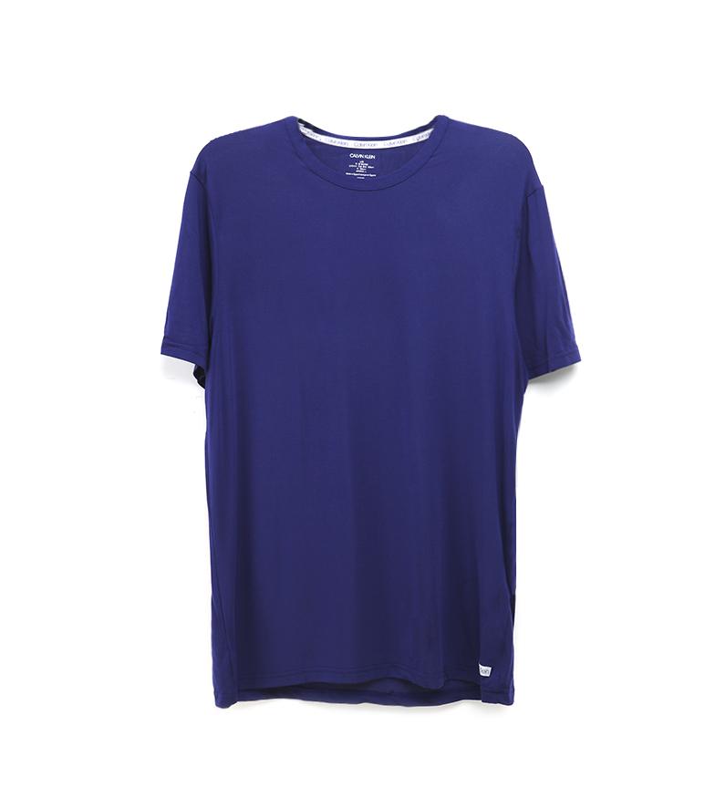 Calvin Klein T-shirt S/S Crewneck 000NM1658E blue