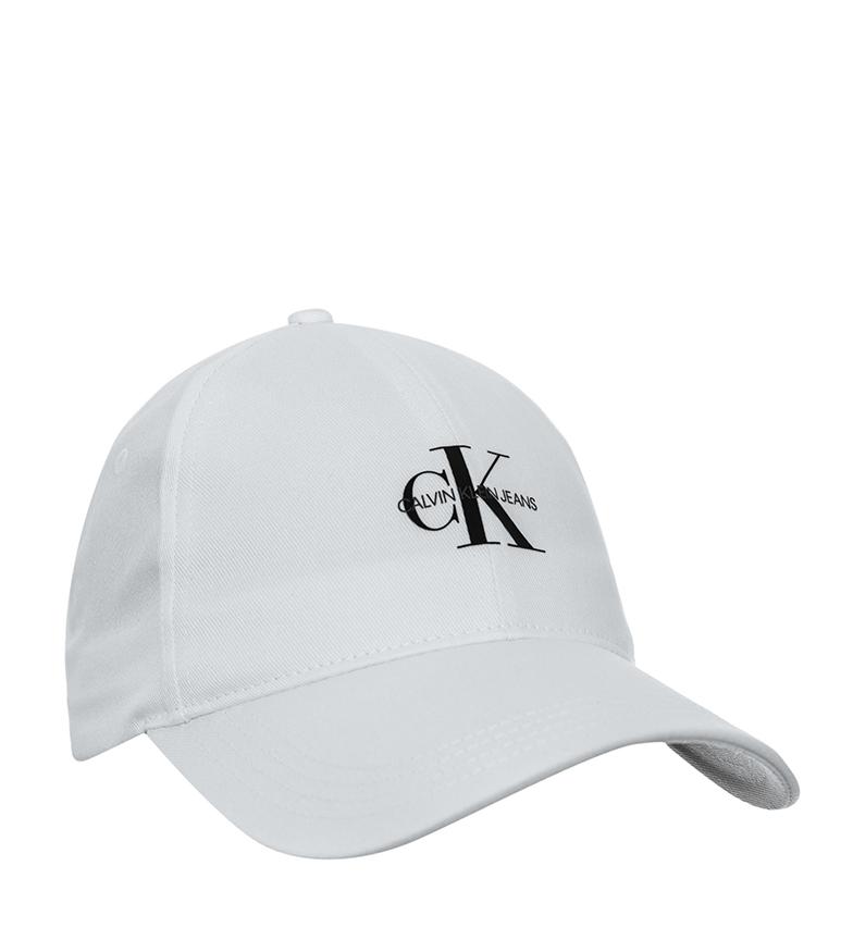 Comprar Calvin Klein Cap 2990 unisexo CK branco