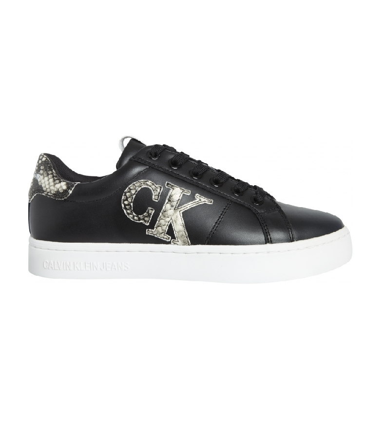Calvin Klein Sneakers Cupsole YW0YW00367 black