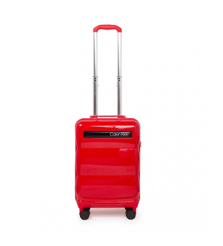 Comprar Calvin Klein Taille de la cabine Down To Fly rouge -54x34,3x21,6cm
