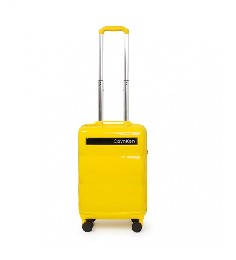 Comprar Calvin Klein Saco de Cabine Down To Fly amarelo -54x34,3x21,6cm