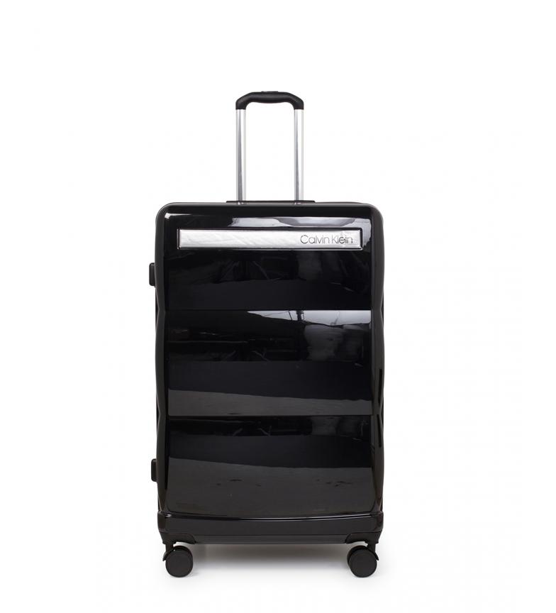 Comprar Calvin Klein Mala grande Down To Fly preta -78,5x51,5x30,5cm