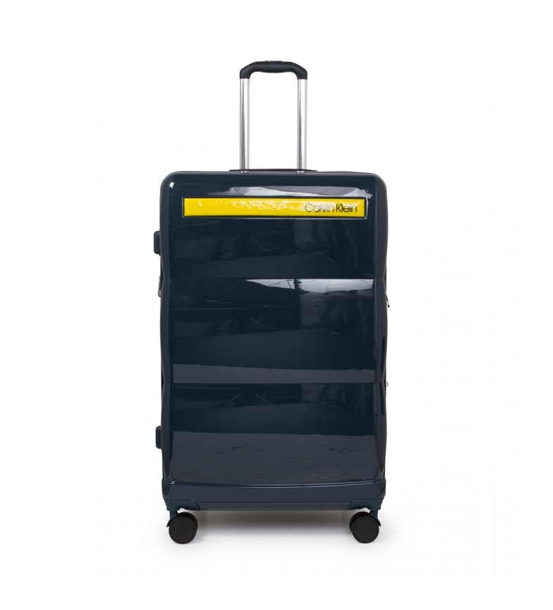 Comprar Calvin Klein Maleta grande Down To Fly azul -78,5x51,5x30,5cm-