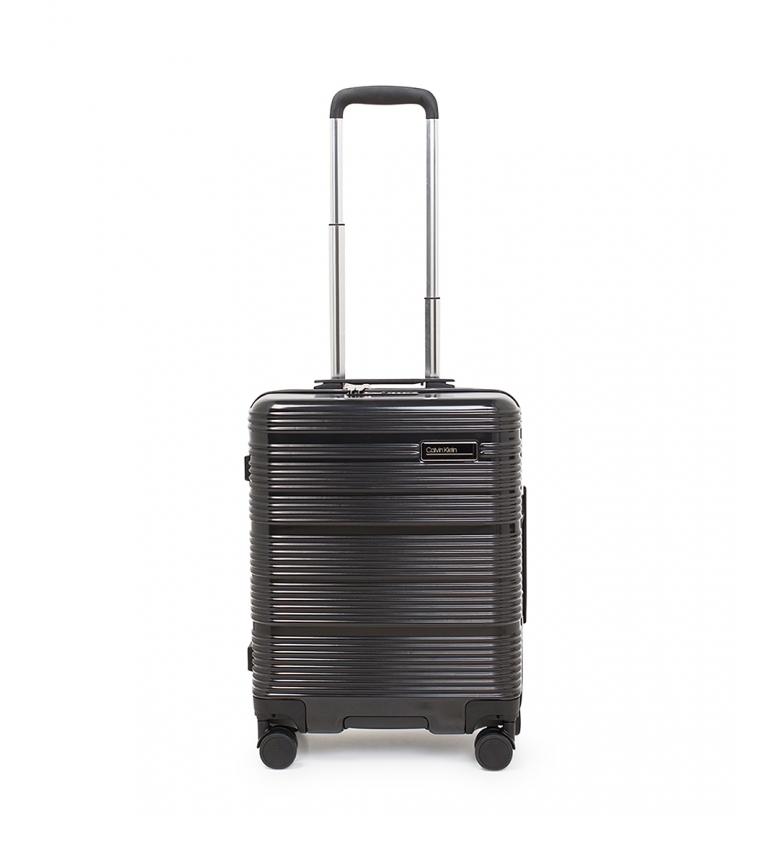 Comprar Calvin Klein Tamanho da cabine Globo Trotter preto -52,7x39,3x21cm