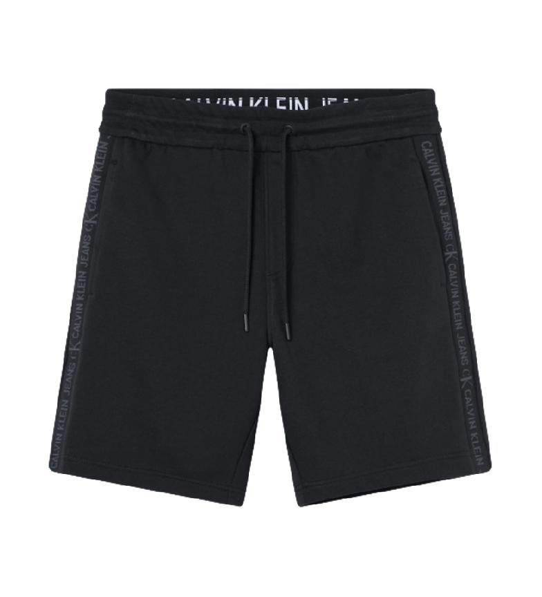 Comprar Calvin Klein Short Logo Jacquard negro