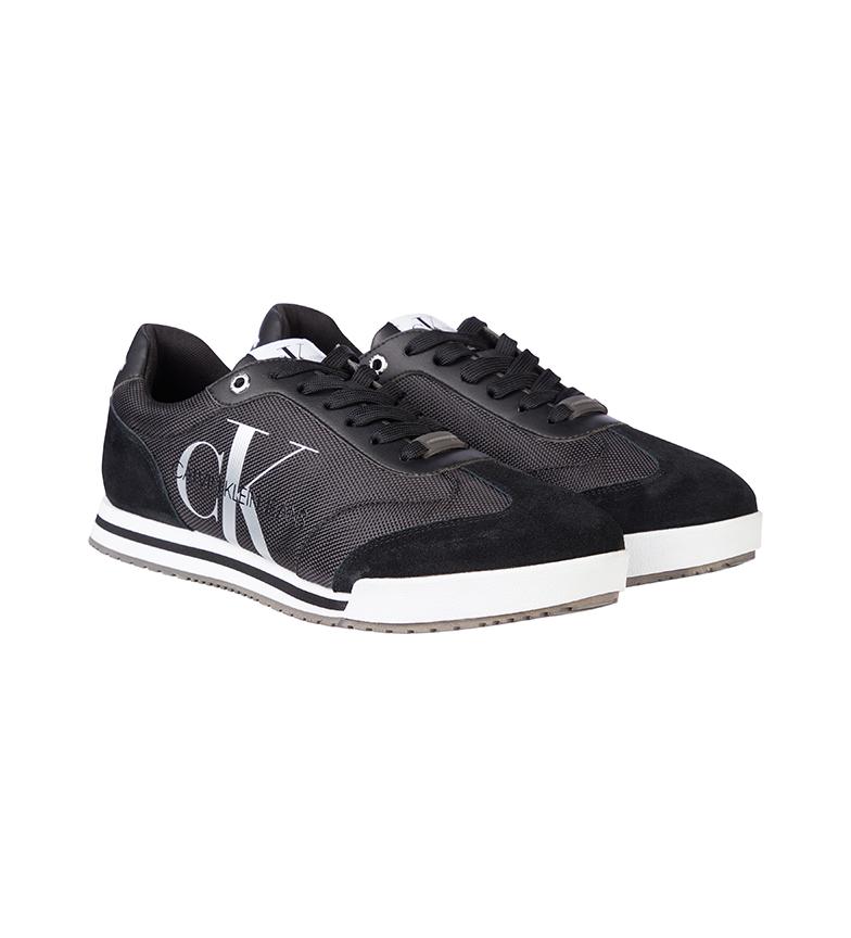 Calvin Klein Sapatos de Perfil Baixo YM0YM00026 preto