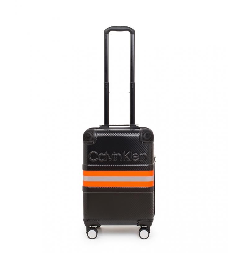 Comprar Calvin Klein Dimensioni cabina Marshall nero -54,6x35,5x22,2cm