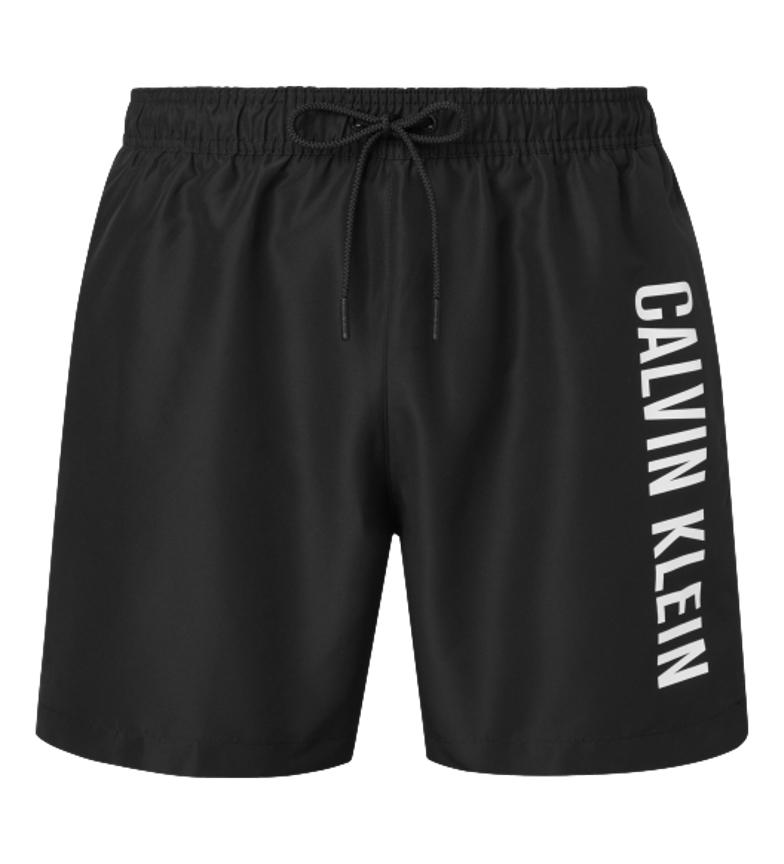 Comprar Calvin Klein Costume da bagno medio con coulisse nero