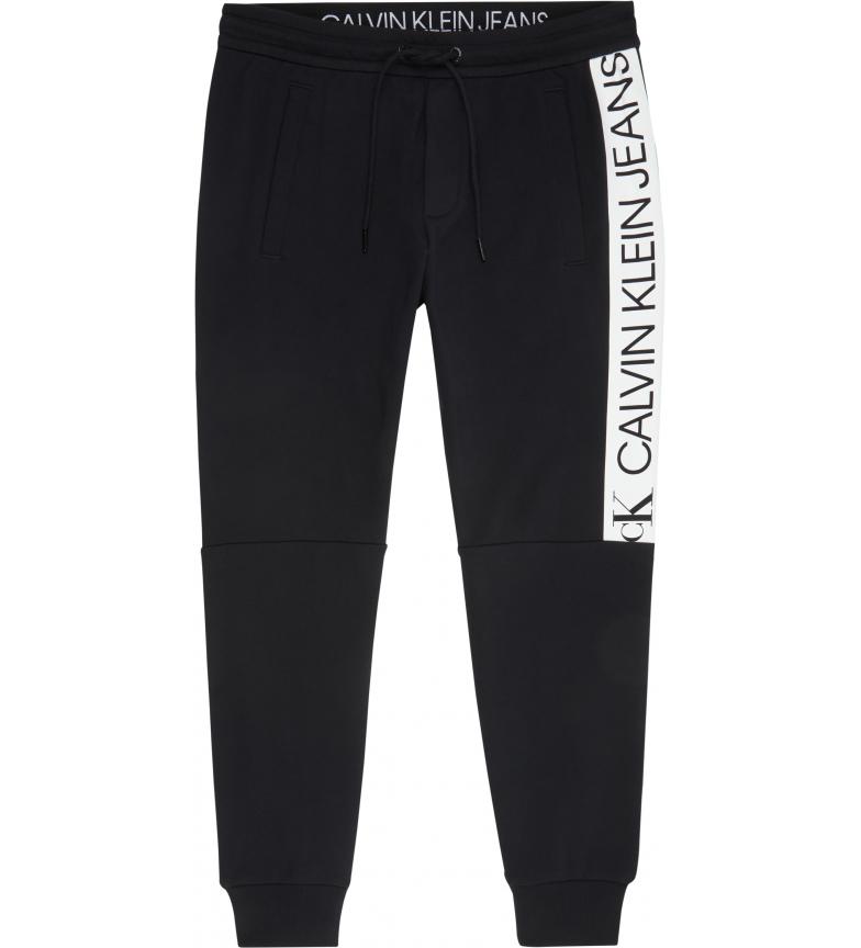 Comprar Calvin Klein Pantalone Mirror Logo nero