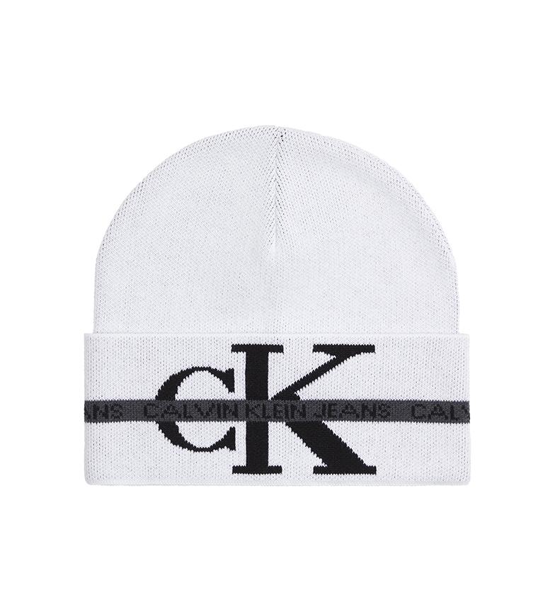 Calvin Klein Cappello in cotone biologico K50K507181 bianco