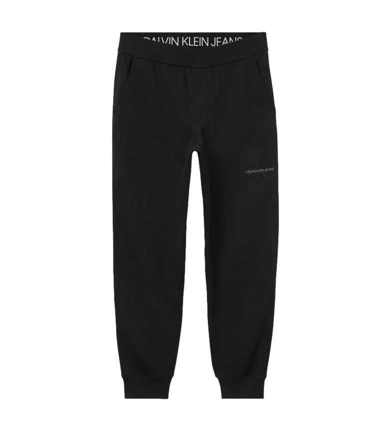 Calvin Klein Pants Organic Cotton J30J318159 black