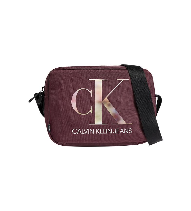 Calvin Klein Bandolera Recycled K60K608392 negro -21x15x6cm-