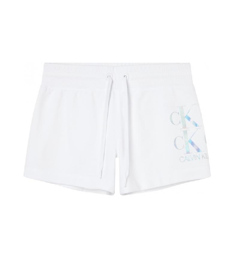 Comprar Calvin Klein Shorts Logo J20J215559 blanco